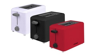Courant Cool Touch 2-Slice Toaster 3 colors