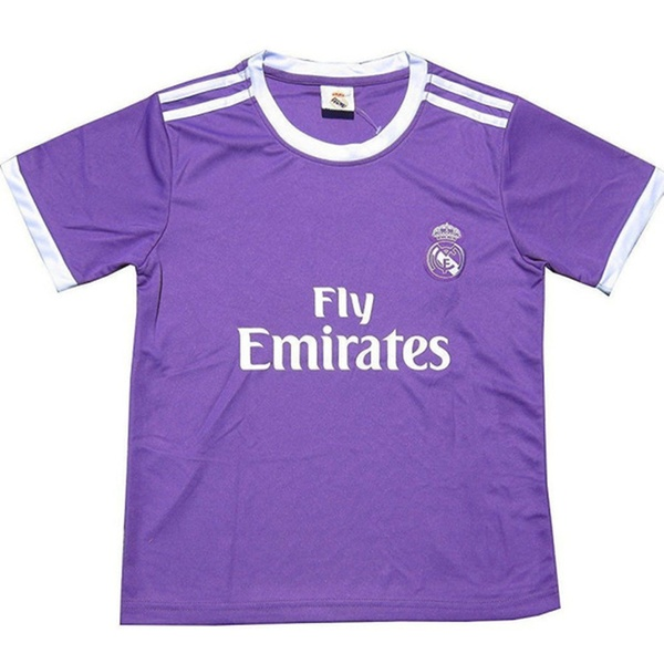 wholesale dealer fc4f6 447be Real Madrid Purple Kid Youth Cristiano Ronaldo Jersey Purple