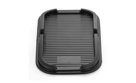 Black Rubber Anti Skid Sticky Pad Dash Non Slip Washable Auto Car Cell 7a6ce05f-230a-4cf3-86b2-e1c177d5f329