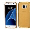 Insten Glittering Gel Glitter Case For Samsung Galaxy S7 Gold