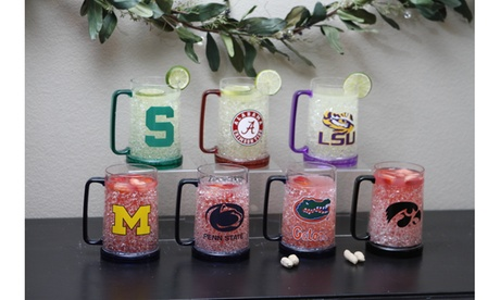 NCAA 16 Oz. Crystal Freezer Mugs 0a8f22b5-453d-466e-9906-a7f848b038a5
