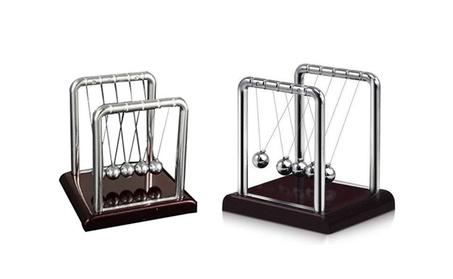 Toysmith Newtons Cradle Physics 46a16738-ff44-4fae-a504-dfa578c0221f