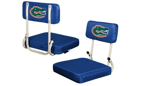 Logo Chair NCAA Florida Gators Hard Back Stadium Seat e395d12a-a914-40a7-99fe-a4fd8dcda840