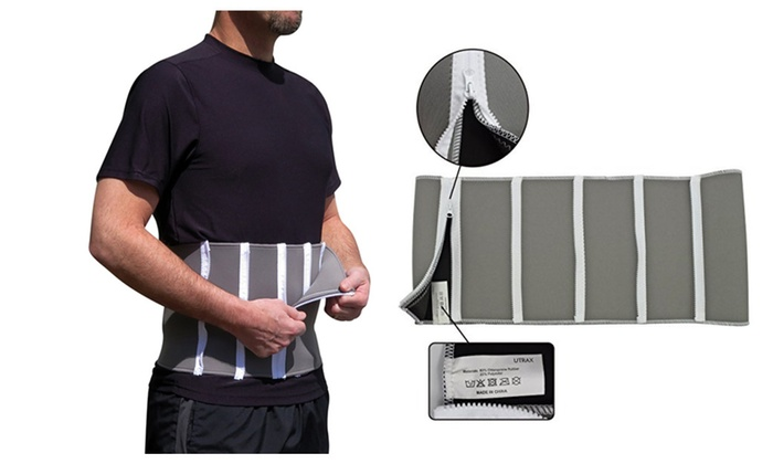 New Adjustable Weight Loss Slimming Belt