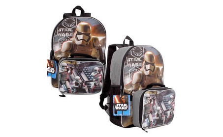 "Star Wars Episode 7 Half Moon Backpack - 16""H 72f2fe6c-34d5-4a69-9c22-fe9a562a69c2"