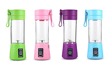 380ML USB Blender USB Portable Juicer Cup Fruit Mixing Machine 9c0f32df-77e9-4404-89e2-8eb8be1f1e49