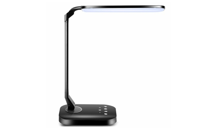 Tomcare Led Desk Lamp With Usb Charging Port 15w