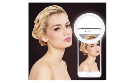 3-Level Brightness LED Selfie Ring Fill Light Fr All Cell Phone Models bc6934c9-3eaa-44c6-bd80-9fca01086cf9