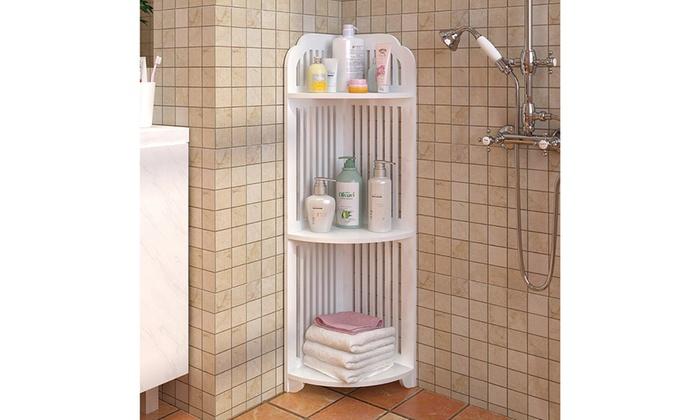 3 Tier Storage Shelf Bathroom