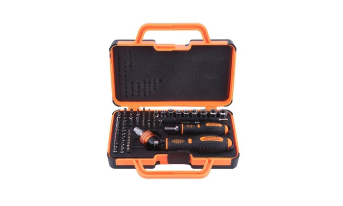 Super In 1 Household Double Ratchet Screwdriver Set Tools for Home Use