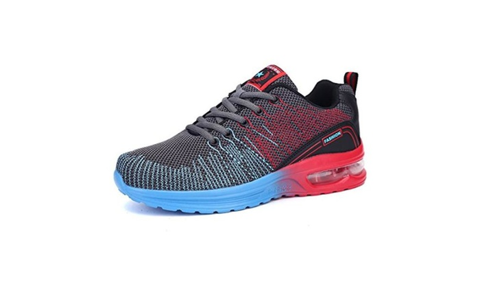 Men's Fashion Sneakers Breathable Air Running Casual Athletic Shoes