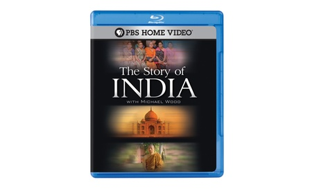 The Story of India Blu-ray a9e59b26-c1dd-4e0f-b74e-69e148c2e159