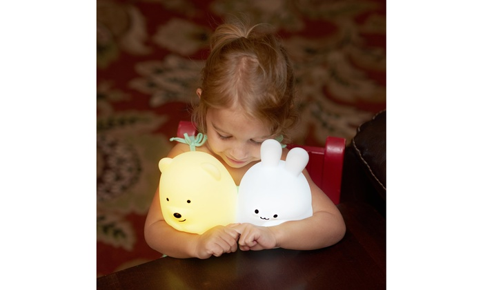 Up To 33 Off On Lumipets Led Nursery Night L Groupon