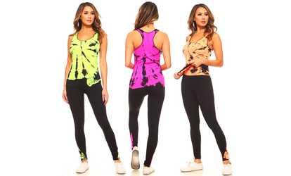 445b01bfbb Shop Groupon Active Wear Set (Active Bra