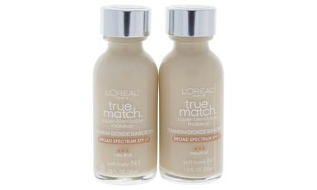 L'Oreal Paris True Match Super Blendable Makeup SPF 17 dc5ec67d-5f5f-4170-a539-746e5ae7e846