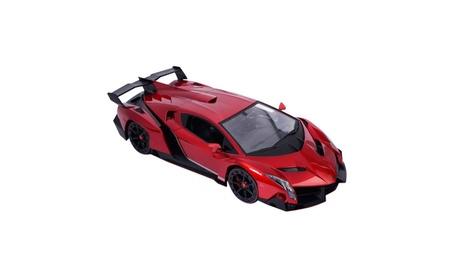 1/14 Lamborghini Electric Sport Radio Remote Control Car Red kids Toy 86b00121-715a-48a9-9200-e45918f4b678