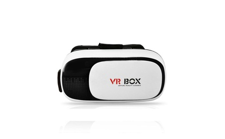 3D Glasses VR Box Headset Google Cardboard Virtual Reality +Bluetooth 7f4cc437-8cc2-461e-9984-1799713816e5