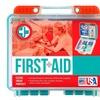 Portable First Aid Holder 141 Pieces