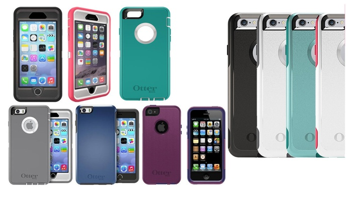 Otterbox Cases iPhone 4/5/5s/5c/SE/6/6s/7 Defender/Commuter Rugged