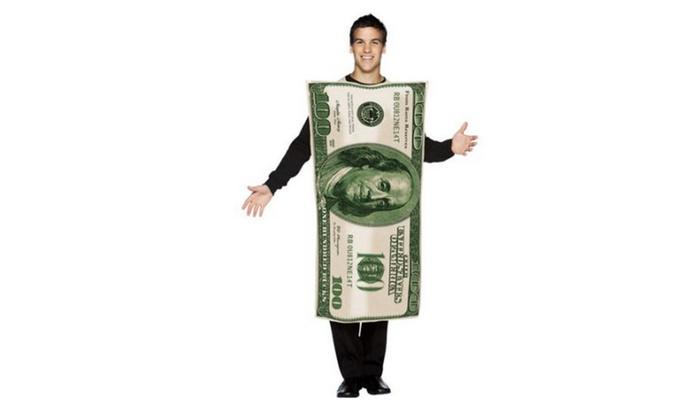 d398e0e8476 One Hundred Dollar Bill Adult Costume