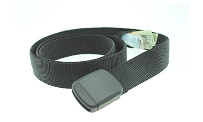 Hiker Money Belt Made in USA by Thomas Bates
