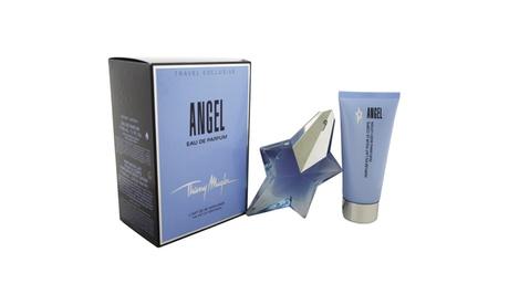 Thierry Mugler Angel 1.7oz EDP Spray (Refillable), 3.5oz Perfuming Body Lotion d586356c-18e1-47fa-a50c-b101ef5c3dbc