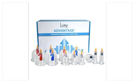 Biomagnetic Chinese Cupping Set 2810bf15-bc1e-4e8e-b189-cec5774f3481