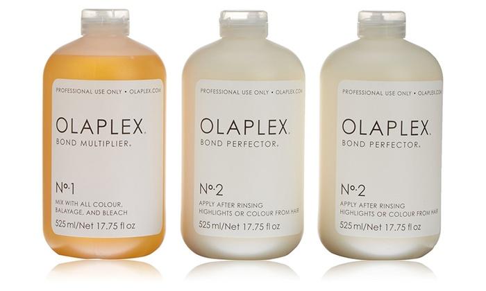 Up To 47% Off on Olaplex Salon Intro Kit For A    | Groupon