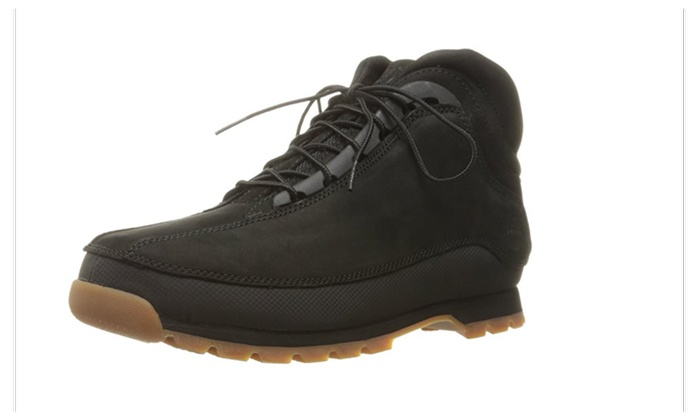 e54fab51309e Timberland Euro Dub Men s Black Boot 9.5 D