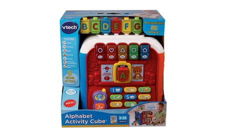VTech Alphabet Activity Cube 5db6bb0c-f6f4-416a-b4f7-030be40de1b8