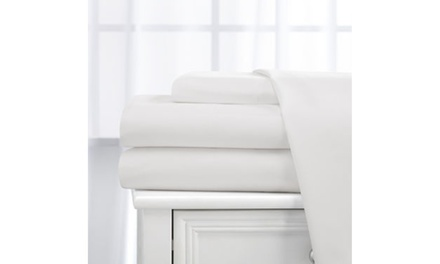 4 Piece Ultra Soft Bed Sheet Set in 9 Colors Was: $159.99 Now: $15.99