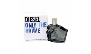Diesel Only The Brave For Men By Diesel Eau De Toilette Spray 4.2 oz