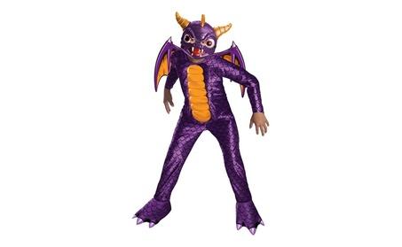Skylanders Spyro Costume Kids Halloween Fancy Dress bdae786d-e0f7-4db3-9813-693d1b786664