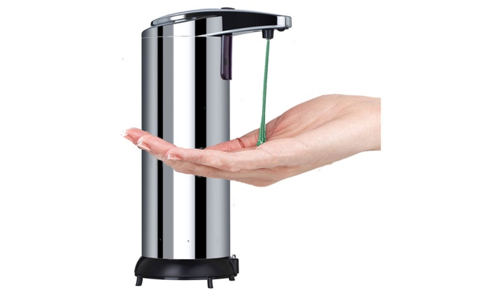 stainless steel automatic soap dispenser - Automatic Soap Dispenser