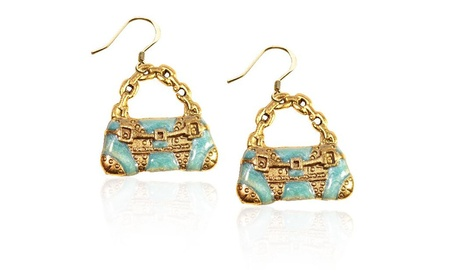 Retro Purse Charm Earrings (Goods Jewelry & Watches Fashion Jewelry) photo