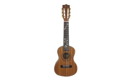 JNTworld 28 Inch 6 Strings Guitar Ukulele Rosewood Fingerboard 978e7c53-bac0-46b0-bcb9-2e4abe968c03