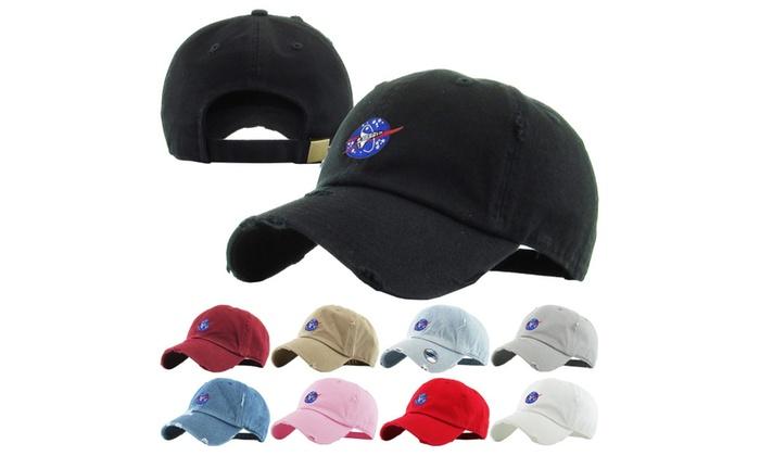 f7b62bde82d70 KBETHOS Spaceship Milky Way Dad Hat NASA Baseball Cap Polo Style ...