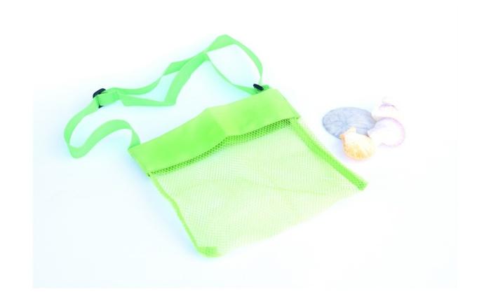 Beachcomber Seashell Bag
