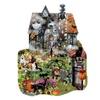 Shaped Halloween Puzzle Ghosts Bats Pumpkins Puzzle