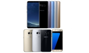 Samsung Galaxy S7 S7Edge S8 S8 Plus S9 S9 Plus Smartphone Scratch & Dent