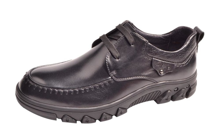 Women's Solid Leather Dress Shoes