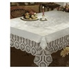 Better Home Luxurious Laced Tablecloth