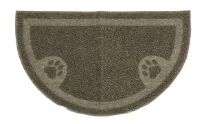 Arm & Hammer Half-Circle Litter Mat
