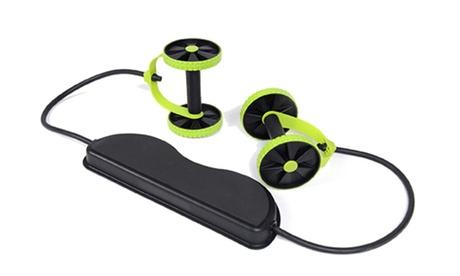 portable Ab Flex Roller for Back Muscles, Arm Muscles, Shoulder Muscles 322b0bdf-df95-4076-833d-d7f9f71e7386