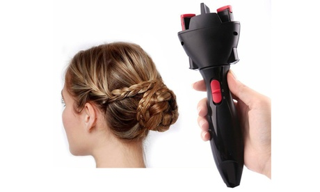 Premium Women's Hair Twister Electric Hair Braiding Tool Hair Styling Tool a29dc48d-cdb8-48d9-8eaf-e9e71ea8911f