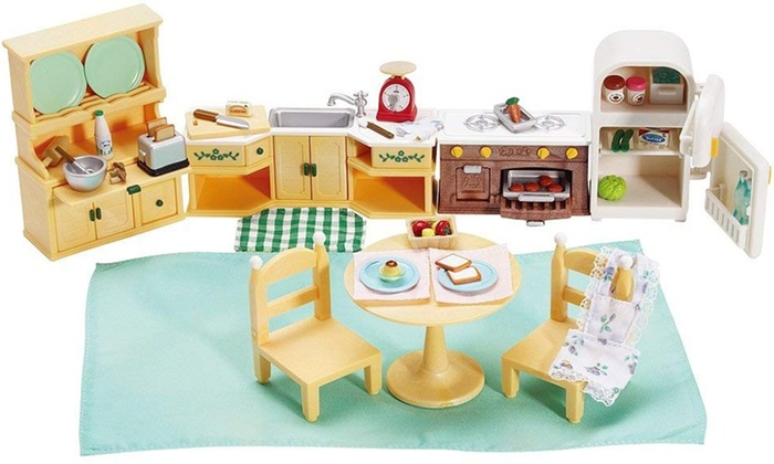 Off On Calico Critters Deluxe Kozy K