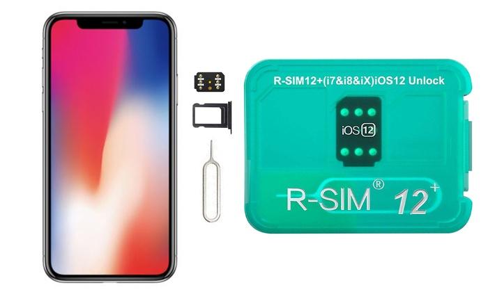 Up To 66% Off on 2019 RSIM 12 Up Nano Unlock C    | Groupon Goods
