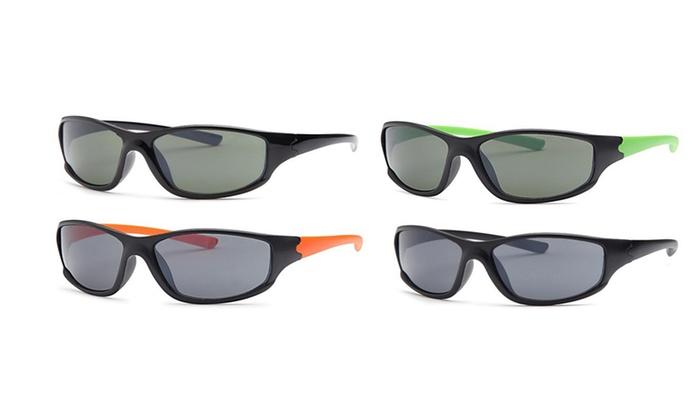 4-Pack AFONiE Kids Sports Sunglasses