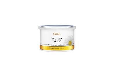 Gigi wax 0345 Azulune wax 14oz 3d14c98e-f649-457d-a6c3-8fba8e43df18