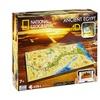 4D Cityscape Time Puzzle - National Geographic - Ancient Egypt: 650 Pcs